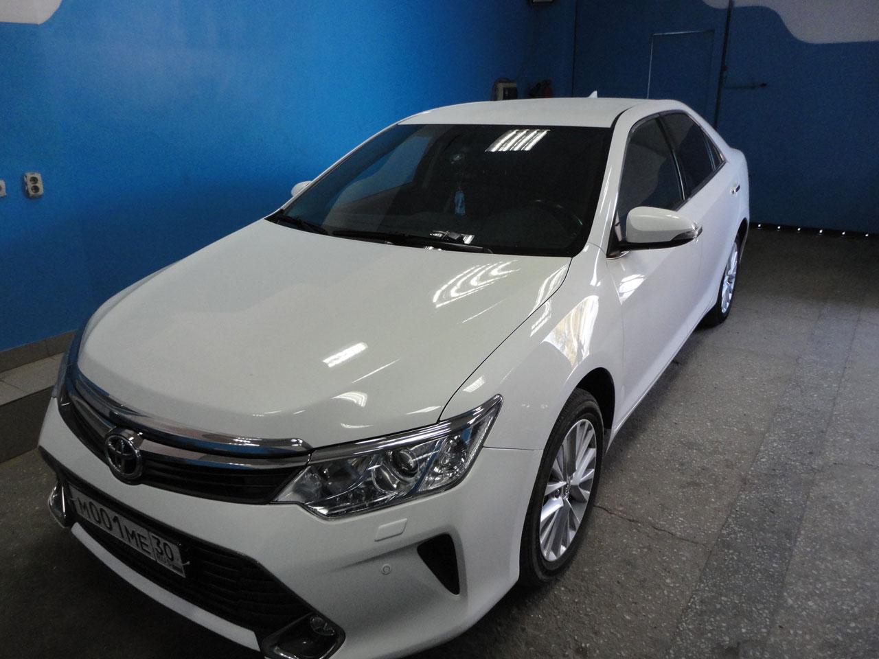 Установка ГБО Toyota Camry