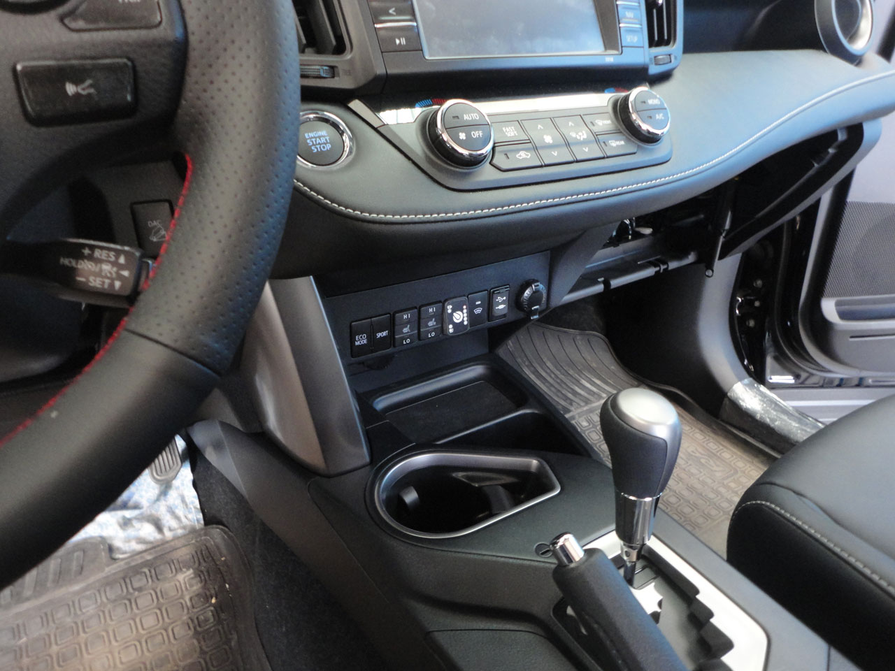 Установка ГБО Toyota Rav4